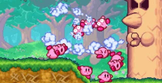 9c2663d9b9 Review  Kirby Mass Attack - Kill Screen