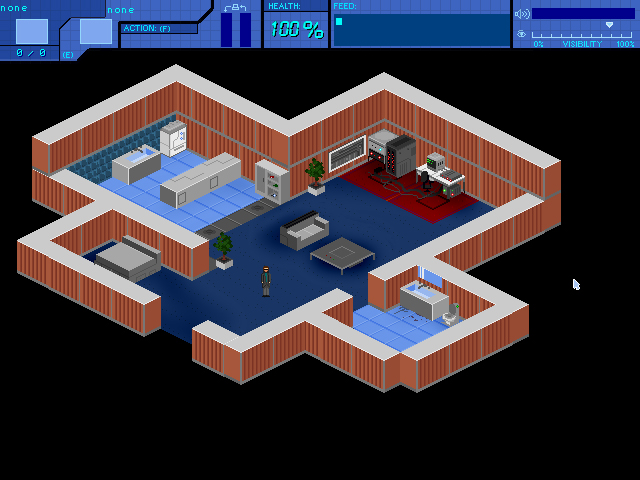 DataJack recreates the heyday of MS-DOS gaming - Kill Screen