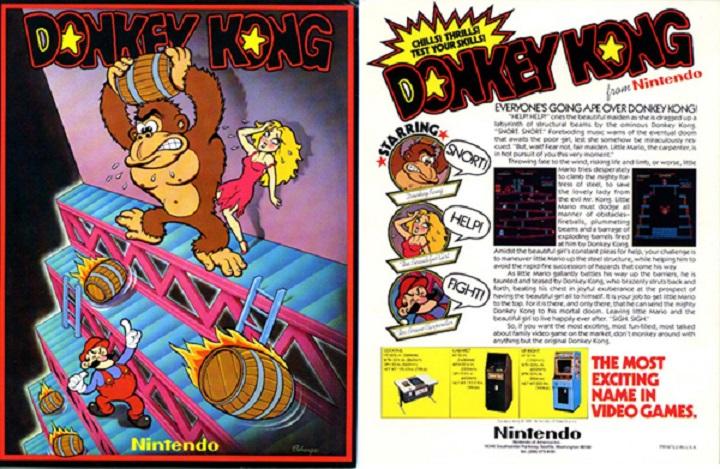 Donkey_Kong_flier