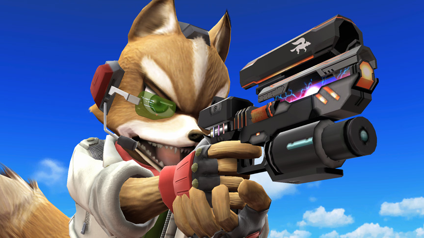 This awesome-looking Smash Bros  mode will make you hate Fox