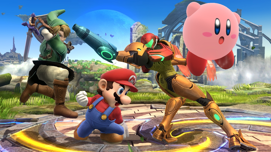 Super Smash Bros  finds more tricks to play on Wii U - Kill