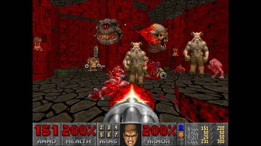 Going to Hell: DOOM II and the Descent Into Chaos - Kill Screen
