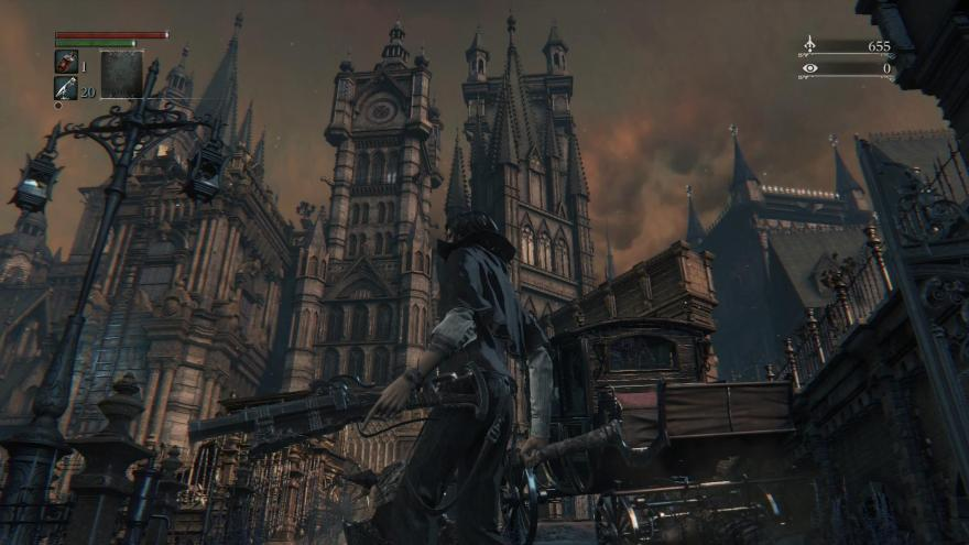 Understanding The Sublime Architecture Of Bloodborne