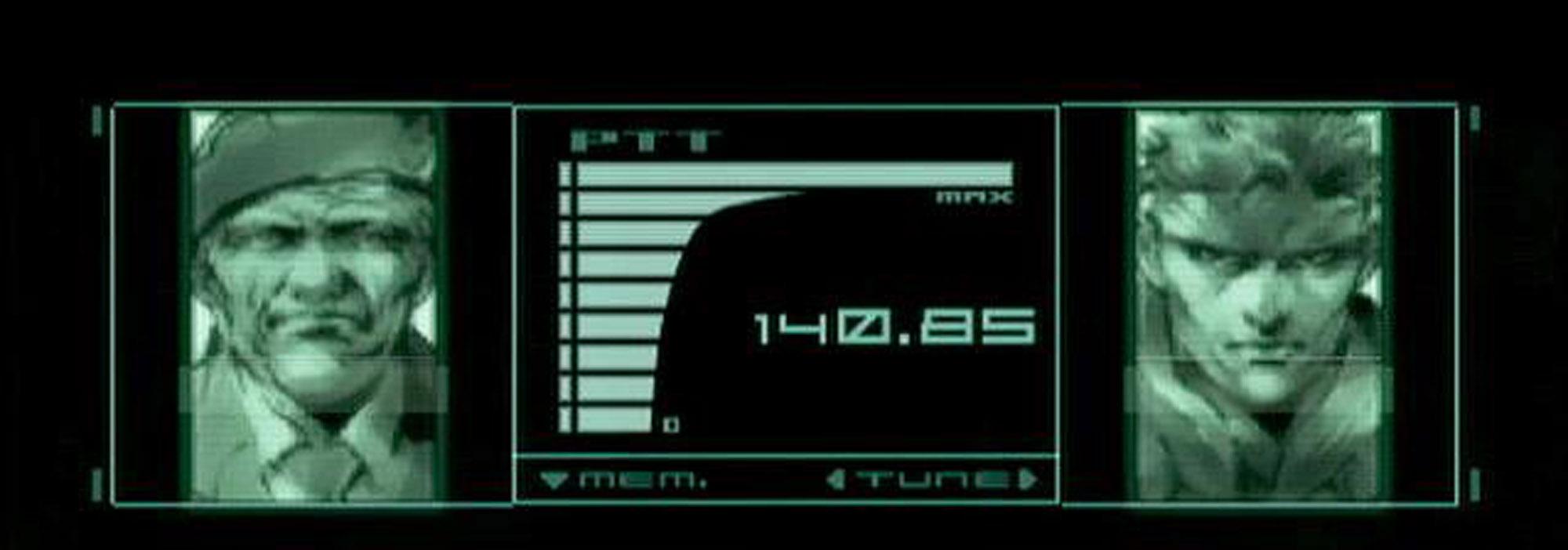 Solid Snake Codec Portrait 47358   DFILES