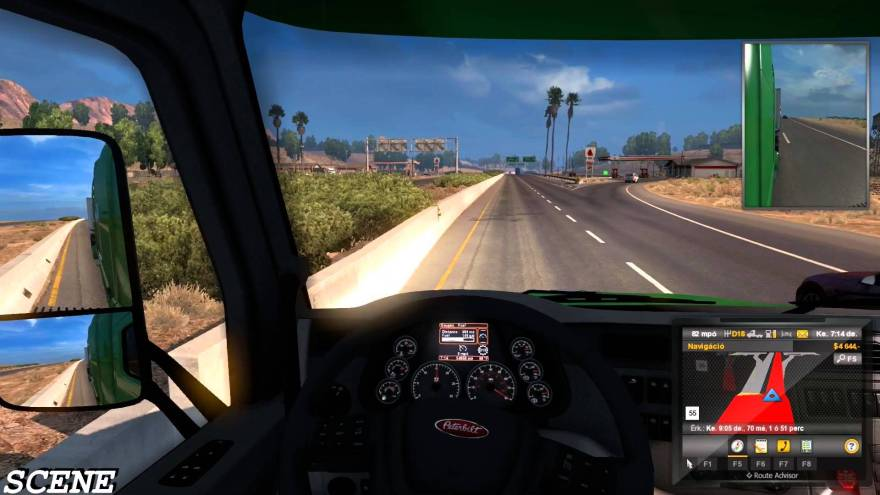 American Truck Simulator is here for the long haul - Kill Screen