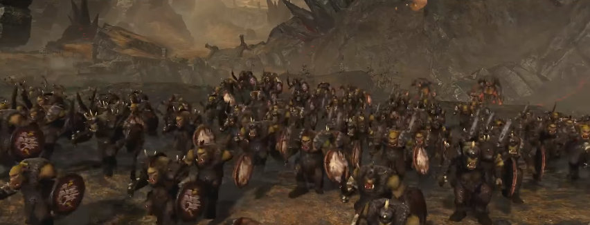 total war warhammer gameplay