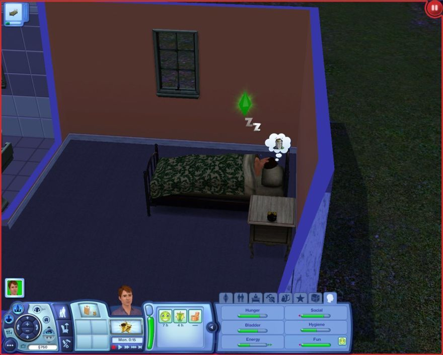 440686-the-sims-3-macintosh-screenshot-the-first-day-has-passed-by