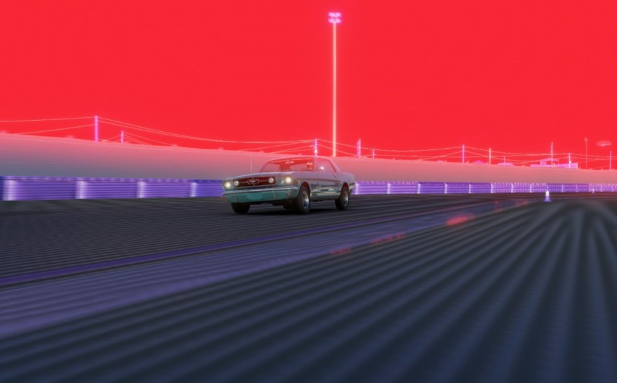 Forza Motorsport 6 Apex glitch