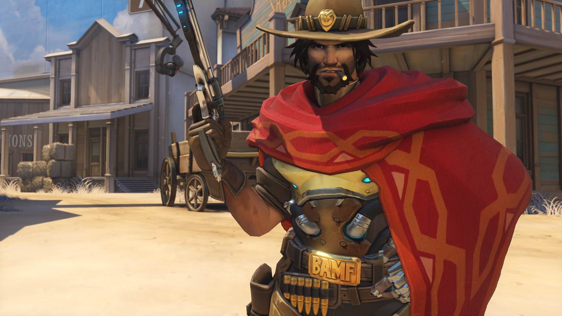Who you kidding? McCree is Overwatch's true shooter - Kill