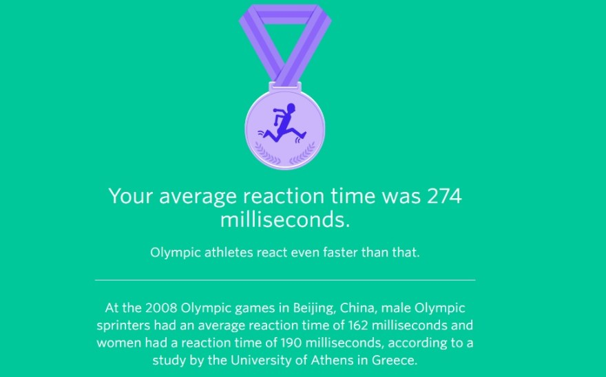 Find out whether you have what it takes to become an armchair olympian