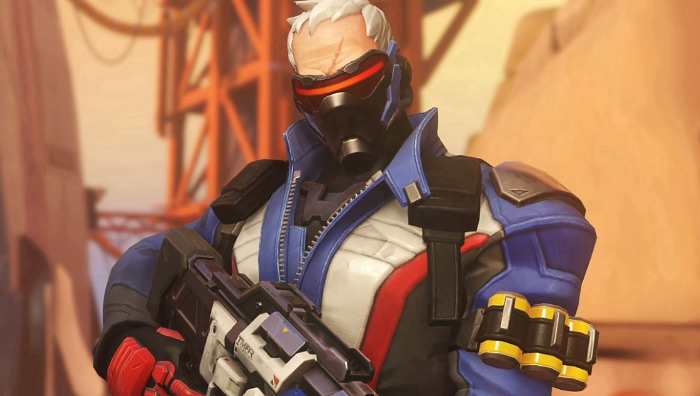 1b2d7a9ce Soldier 76 is here to make everyone else look good - Kill Screen