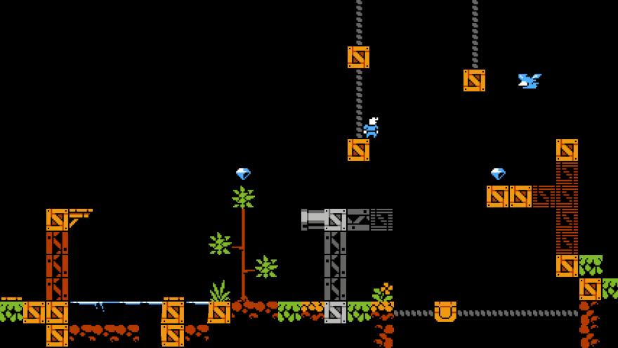 Don't Crawl Gameplay screenshot
