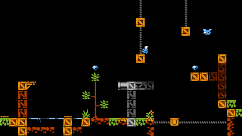 Don't Crawl Gameplay screenshot