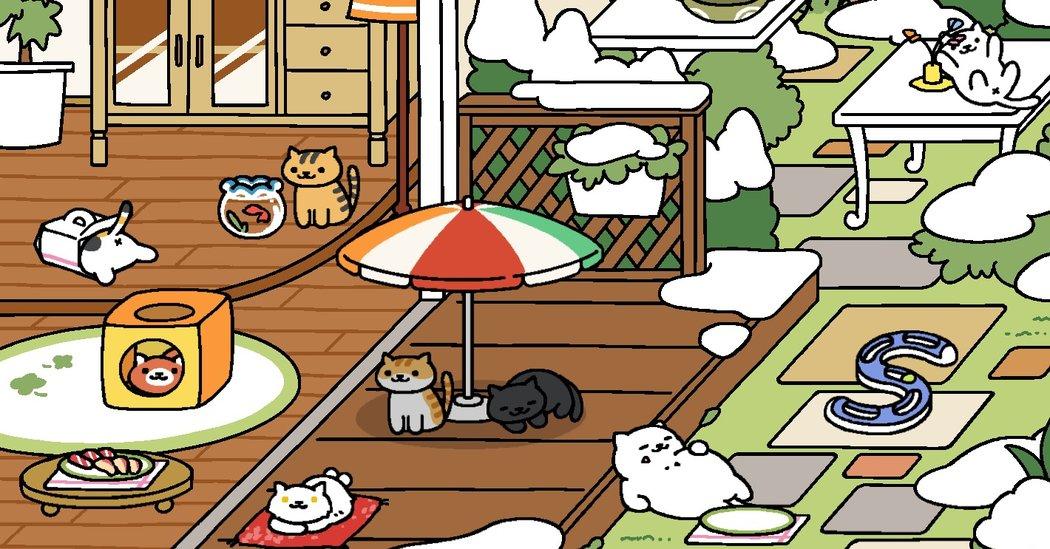Japanese cat game 'Neko Atsume' gets live-action film adaptation