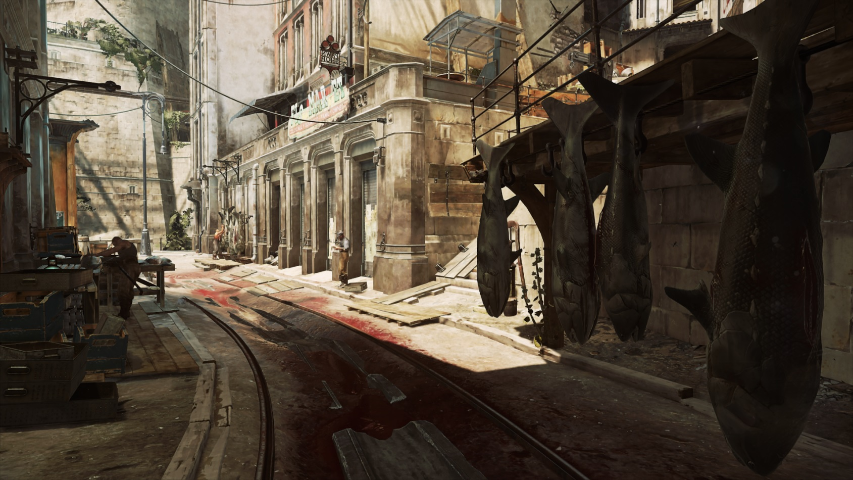 The Secrets Of Dishonored 2 S Mongrel City Kill Screen