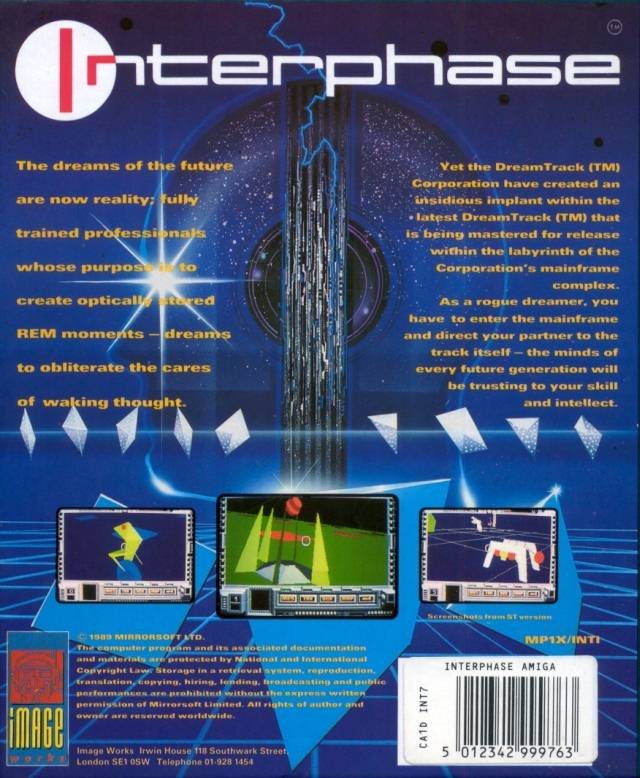 Interphase, 1990