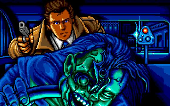 Hideo Kojima's Snatcher, 1988