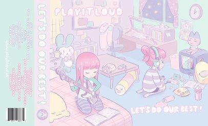 Play It Loud Let's Do Our Best Punimelt Cassette