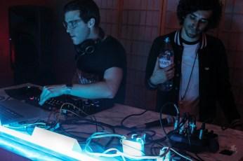 Glitch City Vaporwave Party 8