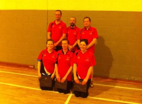 10 April 2014 Section H Mixed League Winners.
