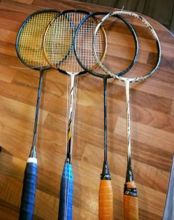 Best of luck to the 2 Kilmac teams competing in the All Ireland finals tomorrow in Baldoyle! They could have picked a better time than Friday night to break the strings in 4 rackets though!!
