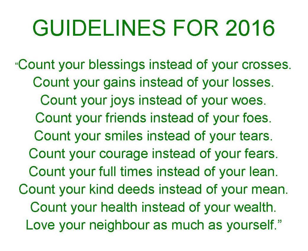 Happy New Year – Parish of Kilmovee