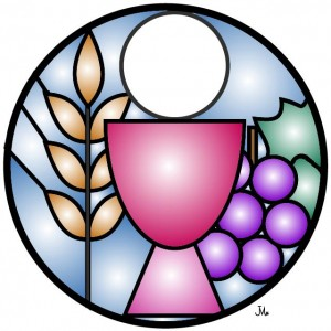 eucharist-stained-glass