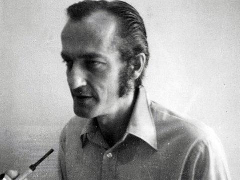 Allen Stacell — Robert Riggs Photo 1972
