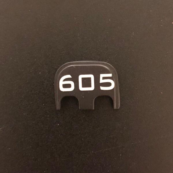 Gen 1-4 Glock Backplates