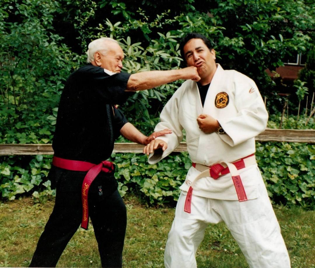 Professors Kufferath and Muro
