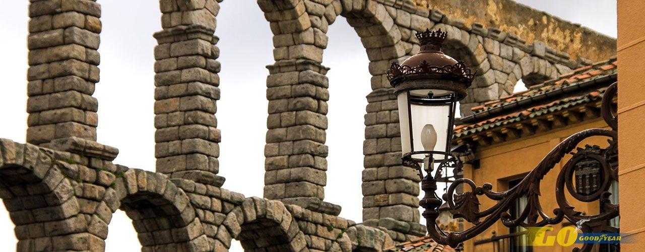 Acueducto Segovia - Kilometrosquecuentan