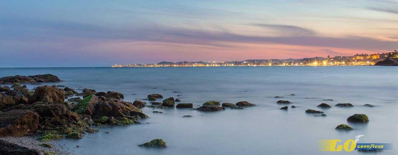 Playa Costa del Sol Andalucía
