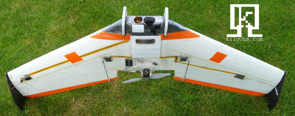 quadcopter schematic diagram 98 saturn sl2 radio wiring fully autonomous ardupilot apm flying wing | kiloohm.com