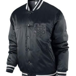 finest selection 2cf3a 180fa Black Nike Sportswear Varsity Destroyer Herren NSW Jacket