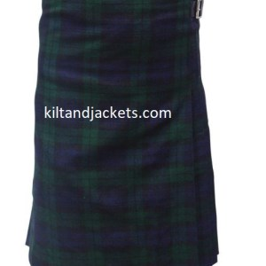 Scottish Black Watch Kilt