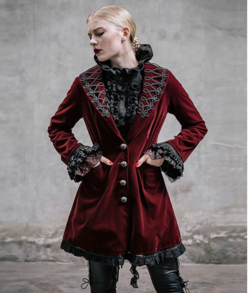 akacia-womens-jacket-frock-coat-red-velvet-goth-steampunk-pocket-510×600