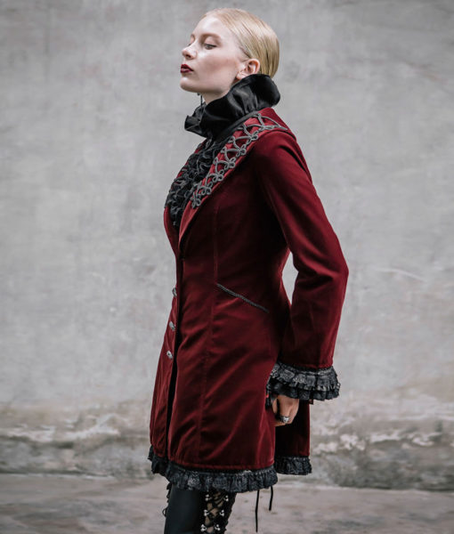 akacia-womens-jacket-frock-coat-red-velvet-goth-steampunk-side-510×600