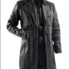 Adam Jensen coat mankind divided Deus Ex Human Revolution Game Leather Trench Coat Jacket (3)
