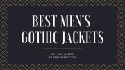 Buy Best Mens Gothic Jackets and Coats