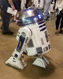 The droid I was looking for