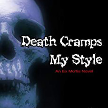 Death Cramps My Style Book Cover Image