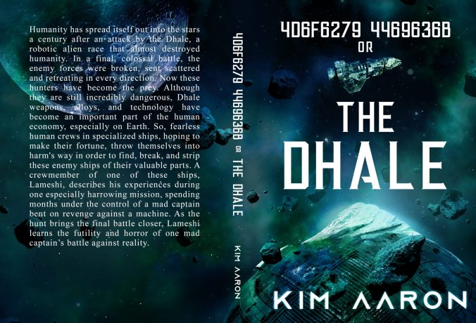 Print cover for The Dhale