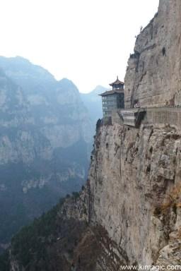 Universe Pagoda in MianShan