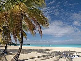 Jolly Beach Postcard