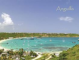 Sandy Ground Anguilla, Postcard