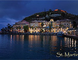 SXM4602 Marigot Postcard