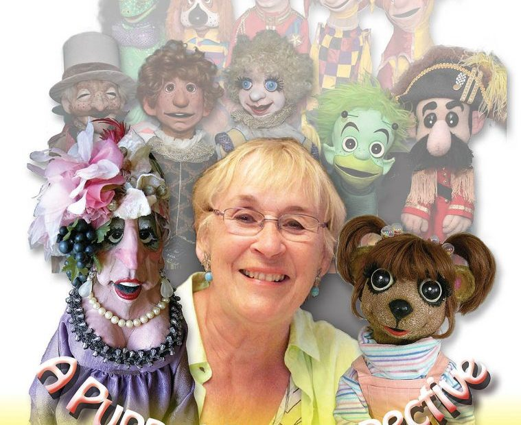 Noreen Young A Puppet Retrospective Exhibition in Almonte from July 14 to September 22, 2018