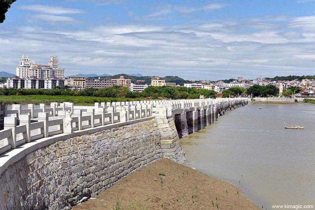 Luoyang Bridge in Quanzhou