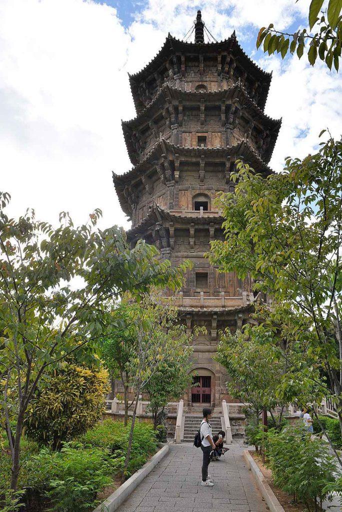 West Pagoda
