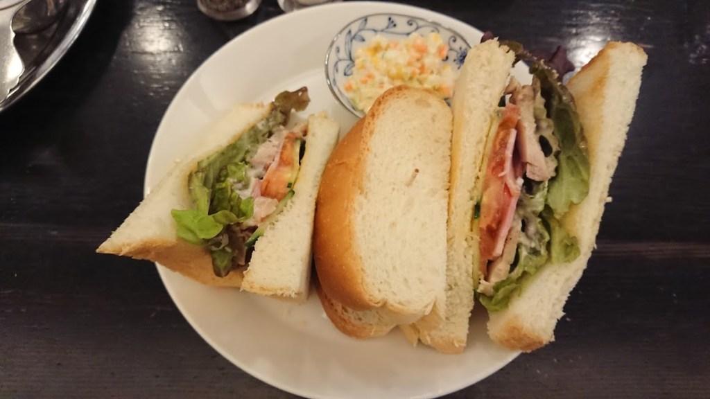 多奈加亭サンド
